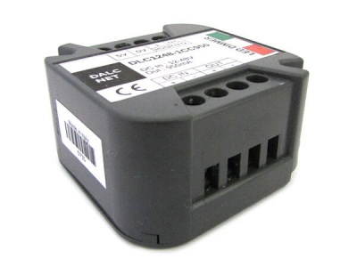 Dalcnet Easy Led Fader Dimmer Driver DC 12V-48V CC 950mA Dimmerabile Con Pulsante N.O. DLC1248-1CC950