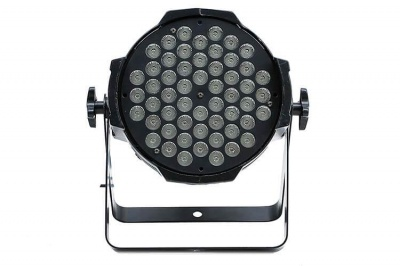 PAR Led RGBW 54X3W Controllo DMX Proiettore Luce Light Planet